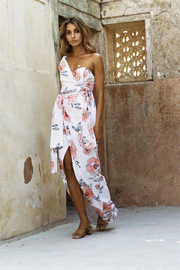 b8fe7215771b85 Nisha Floral Dress - Dresses | dresses | Dresses, Sabo skirt, Skirt ...