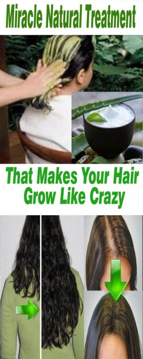 how to make your hair grow extremely fast naturally