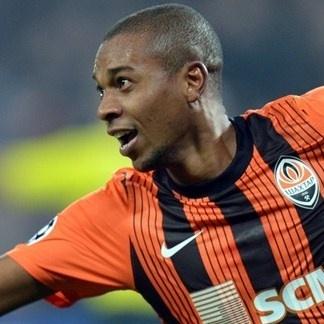 Fernandinho, Shakhtar. | Shakhtar 2-1- Chelsea. 23.10.12.