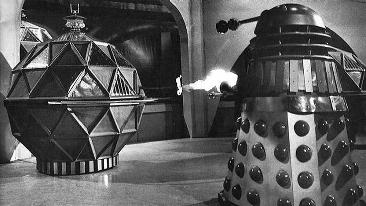 Doctor Who - The Chase (1965)