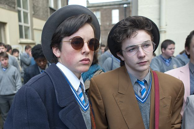 "Inside The Insanely Catchy Music Of ""Sing Street"" loved this movie and the style :)"