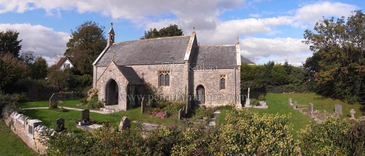 Church at Lavernock