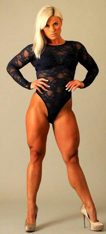 Muscle lady very hot and sexy 6