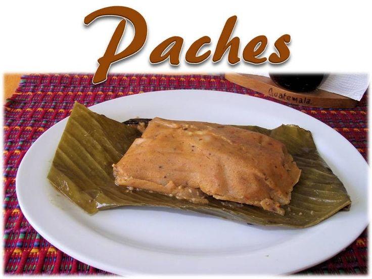Receta de PACHES de Guatemala - YouTube