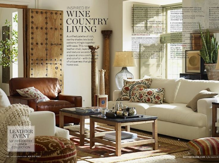 pottery barn living room ideas. Google Catalogs  Pottery Barn Fall I 2012 Living Room DecorationsRoom Decorating IdeasPottery 54 best images on Pinterest Beach stuff Candies