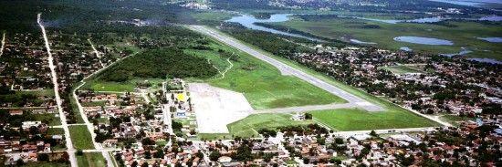 Aeroporto Internacional de Corumbá - Mato Grosso do Sul | Mais Passagens Aereas