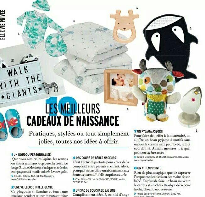 ¡En la revista Elle Bélgique sale nuestra súuuuper Orca Baby Bites!  No te olvides que en Casa Cafuné somos los comercializadores  exclusivos de Baby Bites en Chile.   Productos españoles, hechos a mano.  #sacosparabebes #sacosbebes #sacosdedormir #sleepingbags #coolbabies #casacafune #ellemagazine #babies