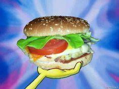 recette du pat 233 de crabe burger maison recette avis test par lefol myburger fr cuisine