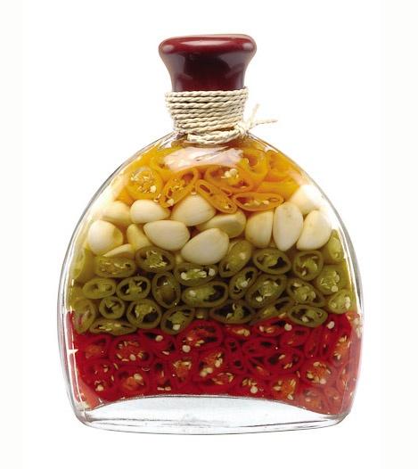 14 Best Decorative Fruit Vegetable Bottles Images On Pinterest
