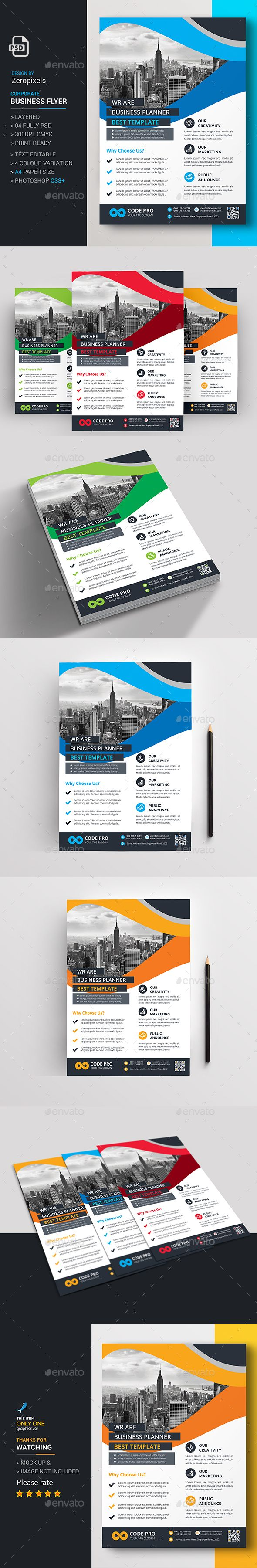 Poster design rates - Corporate Flyer Design Template Psd Download Here Http Graphicriver Net