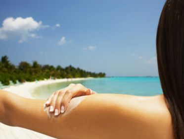 The importance of wearing sunscreen