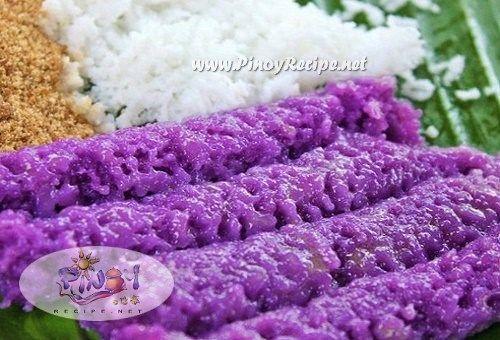 how to cook puto maya panlasang pinoy