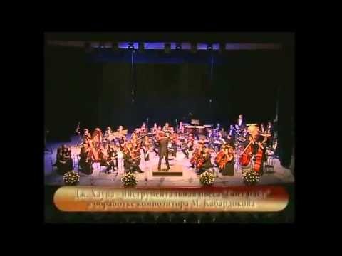 """Classical Music of Circassia: """"Symphony of the Caucasus"""""""