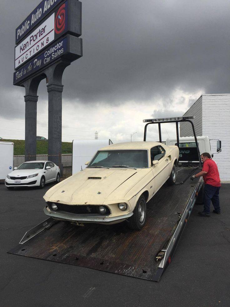 1969 Ford Mustang for sale #1918358 | Hemmings Motor News