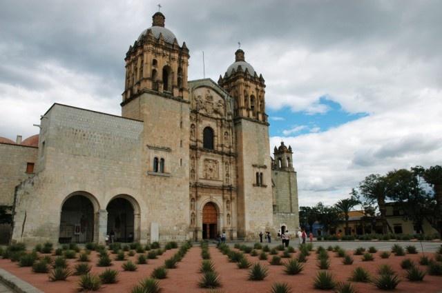 Templo de Santo Domingo, Oaxaca