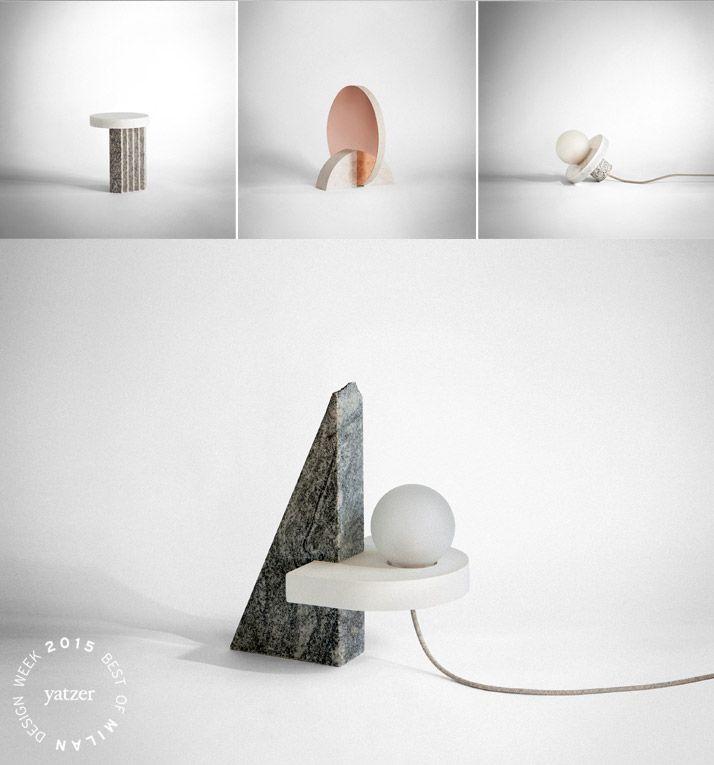 Fragile Design Galleryin Milan presentedStudiopepe'sOSSIMORI. A special collection of one-off pieces designed by Arianna Lelli MamiandChiara Di Pinto. Photo by Silvia Rivoltella.
