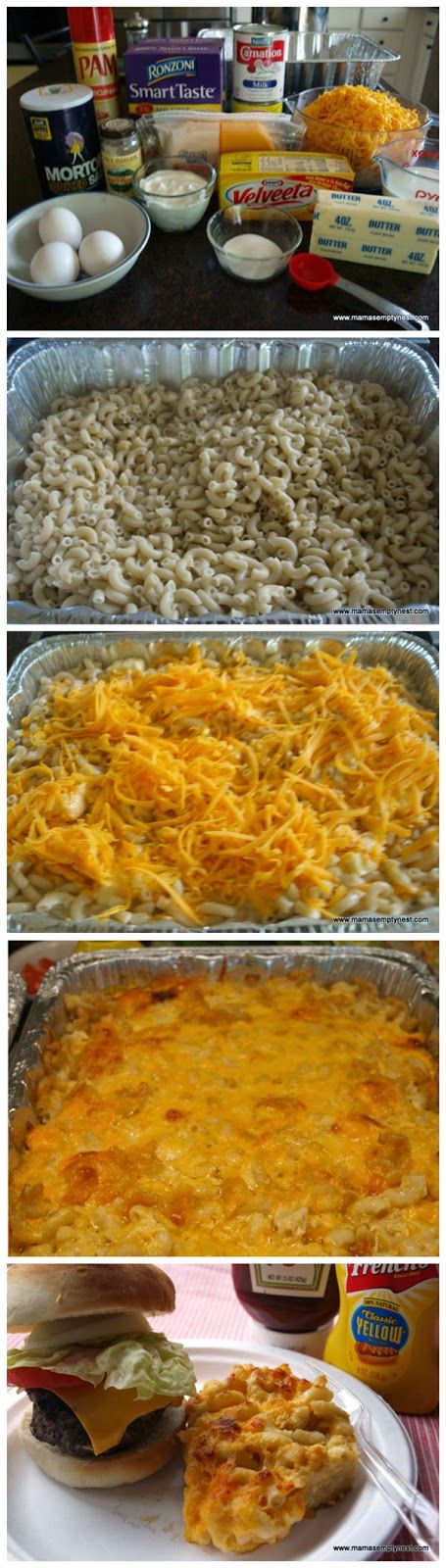 Sweetie Pie's Macaroni & Cheese | Food | Pinterest