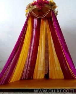 Ganpati decoration for sale - Used Home Decor - Furnishings ...