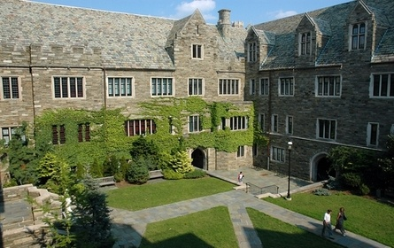 Barbelin Hall. Saint Joseph's University... yeah, I'm going to Hogwarts next year, I know. I'm a lucky duck. :3