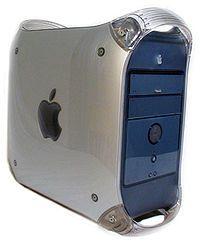 """Graphite"" Power Mac G4 (1999)"