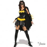 Déguisement Femme Batgirl Sexy