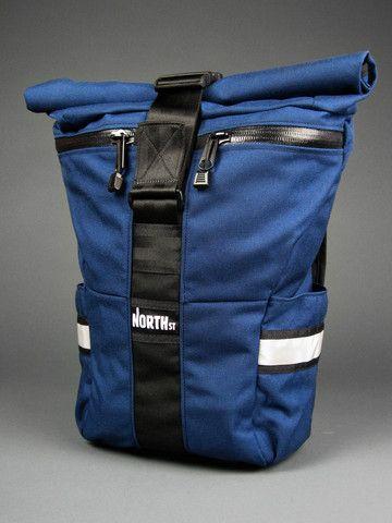 Backpack Pannier | Waterproof & Wearable, tested in Portland OR