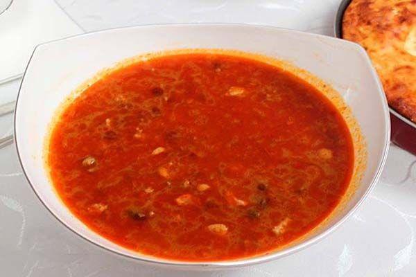 Taze Bamya Çorbası Tarifi - Yemek Tarifleri