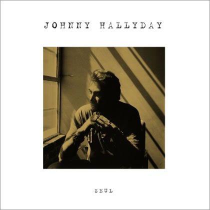 Johnny Hallyday pochette single Seul - DR