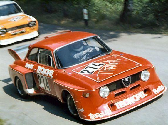 Alfa Romeo GTA Group 5