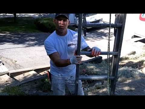▶ Using Werner Ladder Levelers - YouTube