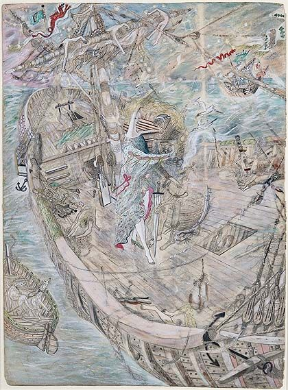david jones artist and poet - Google Search