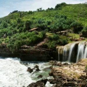 best view at jogan beach yogyakarta indonesia