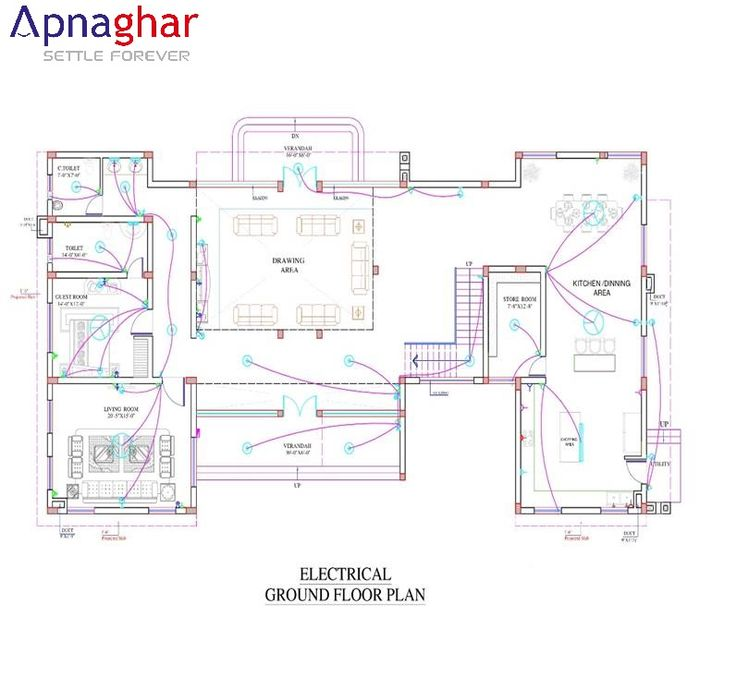 Electrical Home Design Ideas: 10+ Images About Apanghar House Designs On Pinterest