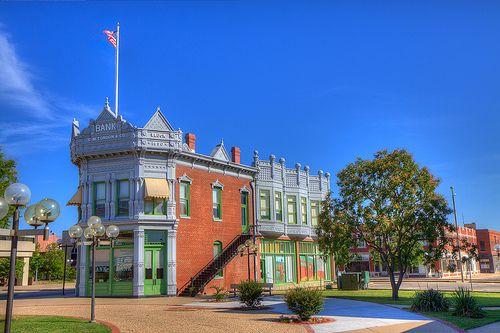 Condon Bank Coffeyville Kansas robbed by the Dalton gang