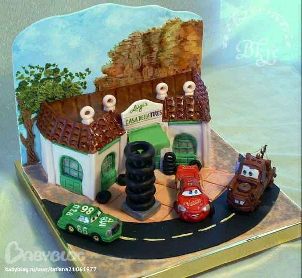 1000 Images About Boy Cakes On Pinterest Car Cakes
