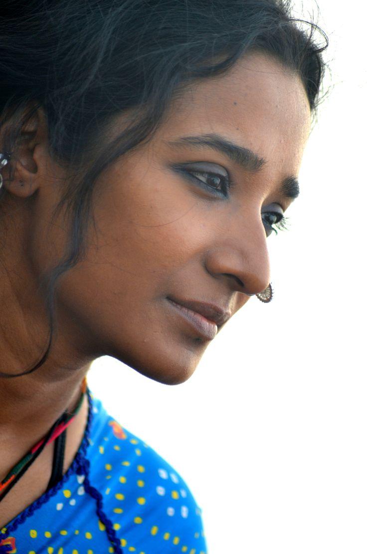 Here's Tannishtha Chatterjee in her desi avtaar for her upcoming movie #Jal