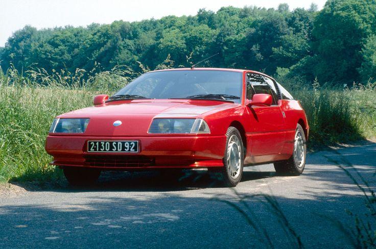 www.illiconego.com Alpine GTA V6 Turbo Mille Miles