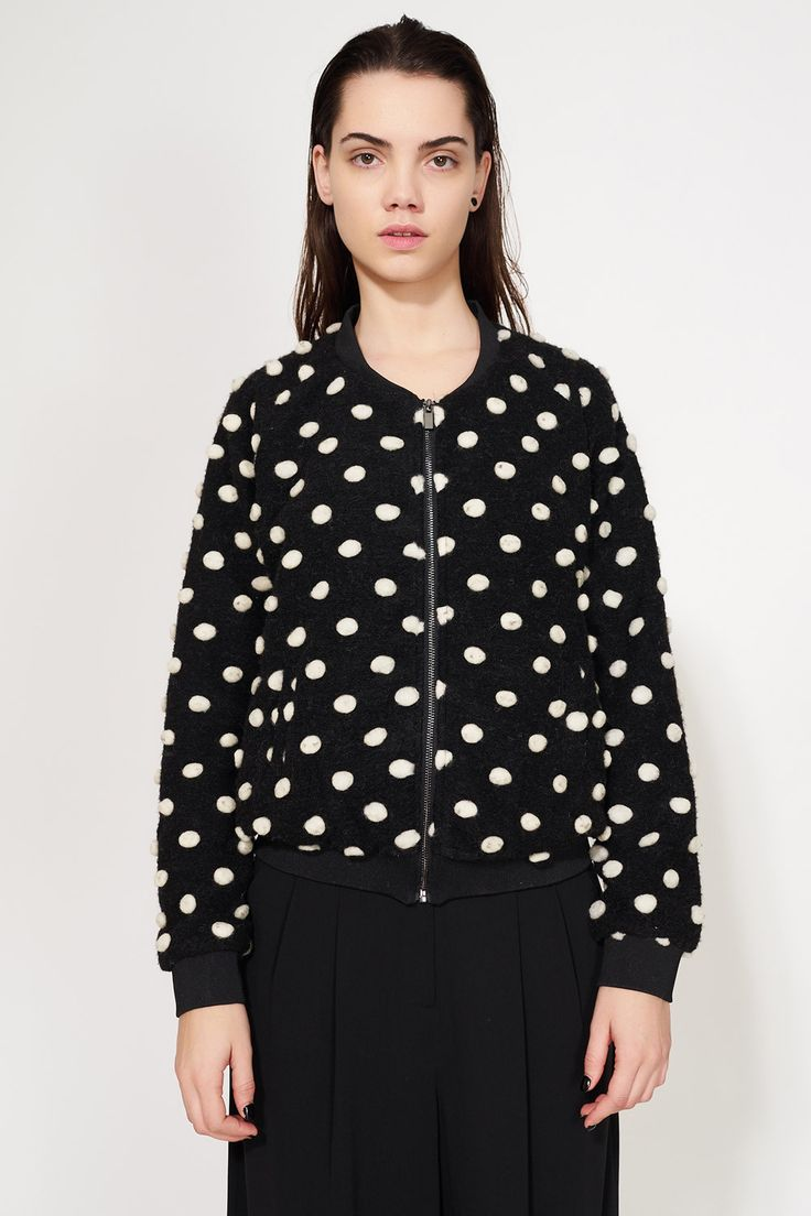 KLING - PON PON JACKET - Ozon Boutique