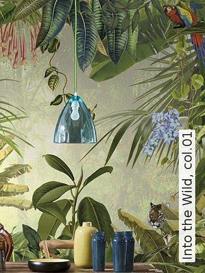 Bild: Tapeten - Into the Wild, col.01                                                                                                                                                                                 Mehr