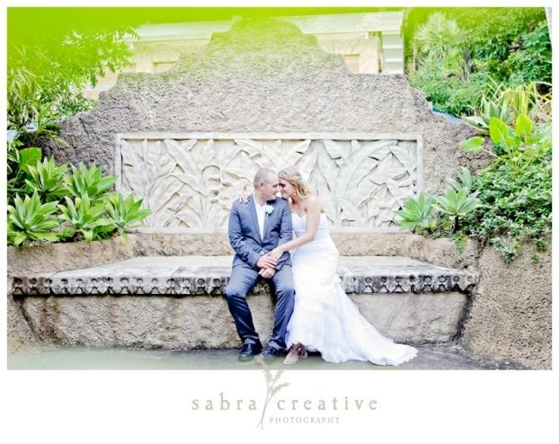 Villa Botanica wedding by Sabra Creative Photography  http://www.sabracreative.com/ness-jay-villa-botanica-wedding/