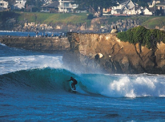 Surfing Destinations All Over The World Surfing Destinations Santa Cruz Santa Cruz California