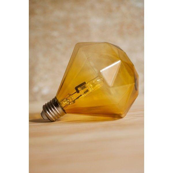 Frama Diamond Lights Bulb Cognac