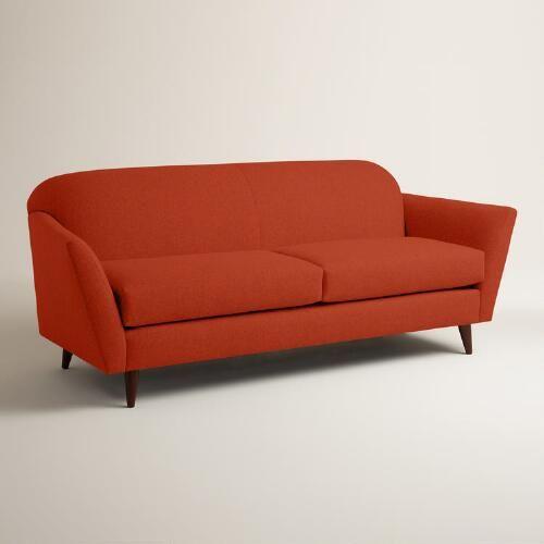 Chunky Woven Jorna Upholstered Sofa