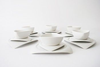 Complete your home dining experience with Flying Saucers by Ubikubi