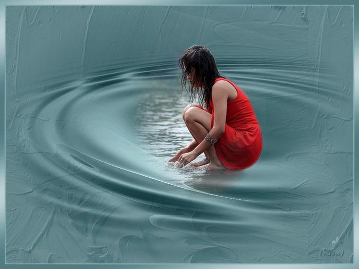 A hullámok látványa időnként többet segít az embernek, mint a legjobb pszichiáter. Dean Ray Koontz
