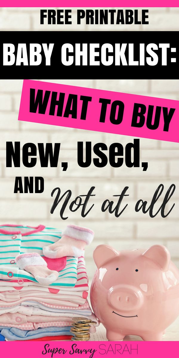 Baby hacks can save a first-time mom so much time and money! How many of these smart mom tips - all related to baby stuff that newborns need - do you know? #babies #baby #newborn #momtips #savemoney