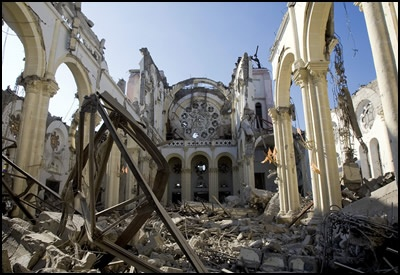 2010 Haiti Earthquake and Tsunami