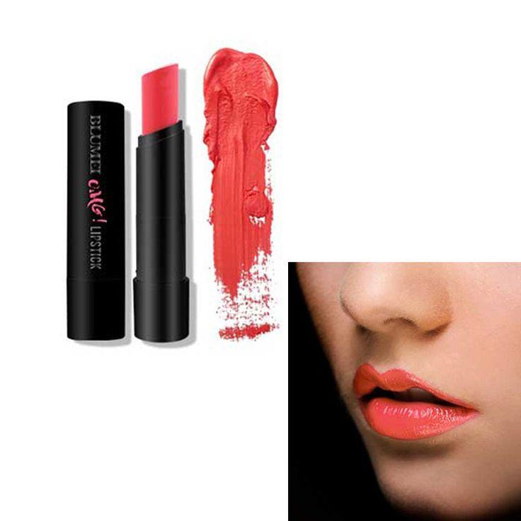 Blumei OH MY GOD Lip Stick CR01 Coral Shy First Love Lip Cosmetics Korea #BLUMEI
