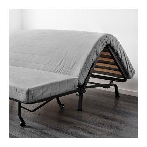 Lycksele Lovas Sleeper Sofa Vallarum Gray Ikea Ikea Sofa Bed Sofa Bed Frame Ikea Bed
