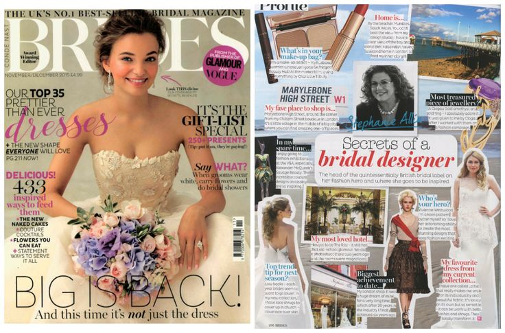 Delighted to be featured in Brides Magazine by the fab Stephanie Allin! #treasured #jewellery http://www.clogau.co.uk?utm_content=buffercf5d7&utm_medium=social&utm_source=pinterest.com&utm_campaign=buffer